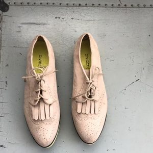 H&M Wing-Tip Lace Ups